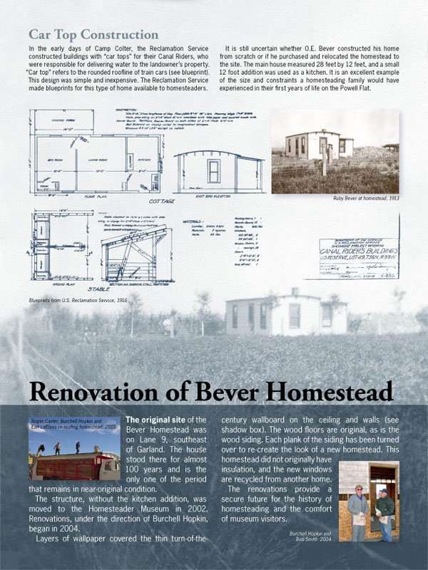Bever Homestead